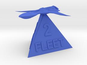 Xindi Fleet 2 in Blue Processed Versatile Plastic