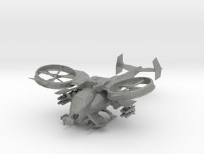Scorpion Gunship V1 160 scale in Gray Professional Plastic