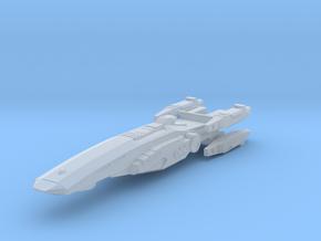 Rapier Class Corvette SCIFI in Smooth Fine Detail Plastic