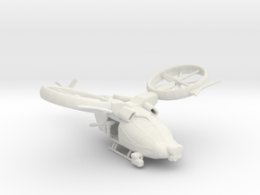 Samson 16 285 scale in White Natural Versatile Plastic