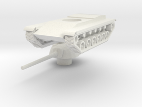 T95E2 in White Natural Versatile Plastic