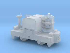 N scale Simplex in Smooth Fine Detail Plastic