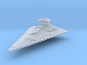 Imperial Star Cruiser Invictor / high detail in Smooth Fine Detail Plastic