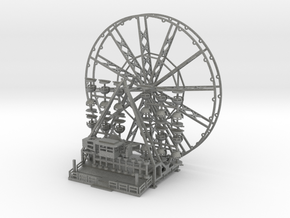 Riesenrad Version 2 - 1:220 (z scale) in Gray Professional Plastic