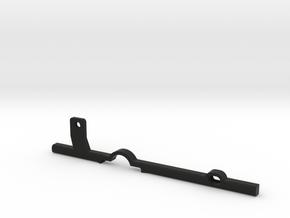 ThumbRail -fits Fender Precision in Black Premium Versatile Plastic