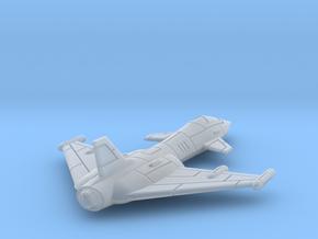 6mm Manta Aerofighter in Smooth Fine Detail Plastic