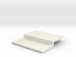 DripTray.ipt in White Natural Versatile Plastic