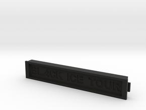 AC/DC Stage Prt# 2 Tour Banner in Black Premium Versatile Plastic