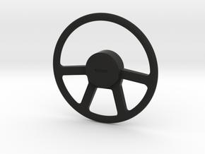 Suzuki Samurai Steering Wheel (PL Sumo) in Black Natural Versatile Plastic