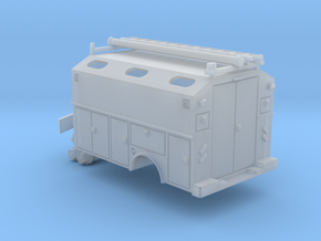 Crew - Line Truck 1-87 HO Scale in Smooth Fine Detail Plastic