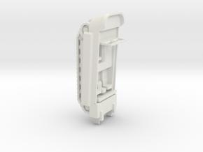 1/72 Scale M29 Weasel in White Natural Versatile Plastic