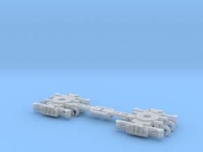 Bogie MD52_Y in Smooth Fine Detail Plastic