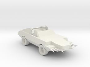Deathrace 2000 Nero Hero 160 scale in White Natural Versatile Plastic