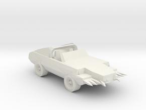 Deathrace 2000 Nero Hero 285 scale in White Natural Versatile Plastic