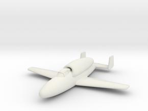 (1:144) Arado Ar E.580 in White Natural Versatile Plastic