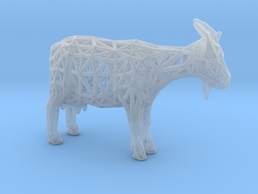 Goat in Smooth Fine Detail Plastic