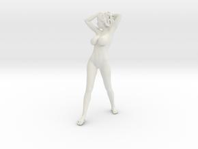 Printle N Femme 795 - 1/32 - wob in White Natural Versatile Plastic