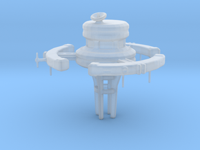 Imperial space station IV in Smooth Fine Detail Plastic