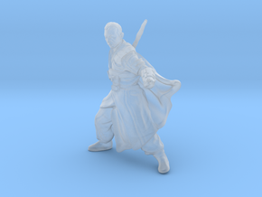 Light Guardian in Smoothest Fine Detail Plastic
