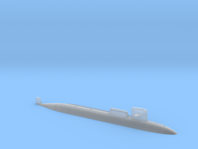 SSN-678 ARCHERFISH 1250 WL 20180815 in Smooth Fine Detail Plastic