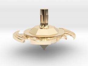 Bey spinner in 14K Yellow Gold