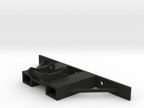 Frame voor schuif in Black Natural Versatile Plastic