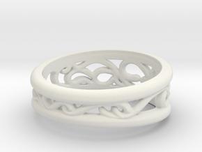 Dark Souls Sun Princess Ring in White Premium Versatile Plastic: 5 / 49