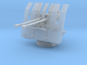 1/30 DKM 3.7cm Flak M42 Twin Mount in Smooth Fine Detail Plastic