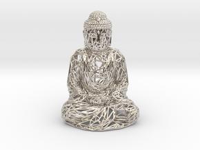 Buddha in Platinum