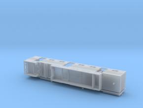 HO 1/87 Horsebox 59' Semi 03 in Smooth Fine Detail Plastic