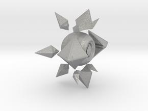 Sagiras Ghost Shell in Aluminum