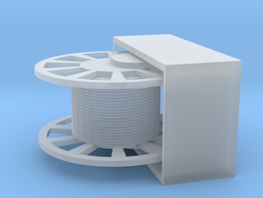 1/125 Scale YMS-1 to 134 Cable Reel for Revel Caly in Smooth Fine Detail Plastic