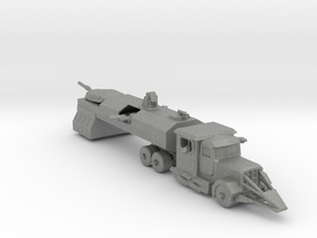 Death Race Dreadnought 160 scale in Gray PA12