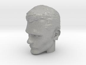 Superman Head | Henry Cavill in Aluminum