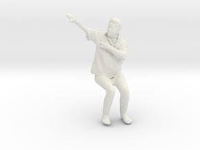 Printle V Femme 914 - 1/32 - wob in White Natural Versatile Plastic