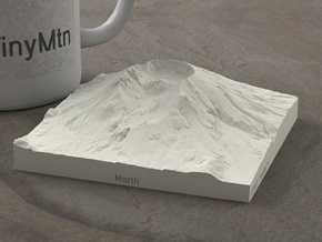 4'' Mt. St. Helens, Washington, USA, Sandstone in Natural Sandstone