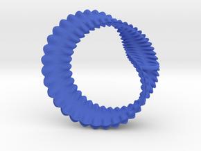 Shape 05 Blender 2018 in Blue Processed Versatile Plastic