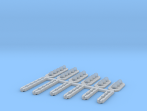 1:160 Polish semaphore - semafor PKP in Smoothest Fine Detail Plastic