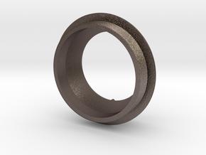 AkA to L39 (Akarelle/Akarette) in Polished Bronzed-Silver Steel