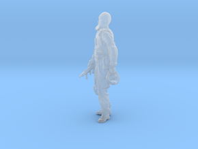 Printle V Homme 1894 - 1/50 - wob in Smooth Fine Detail Plastic