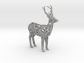 Deer in Aluminum