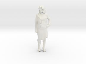 Printle C Femme 929 - 1/32 - wob in White Natural Versatile Plastic