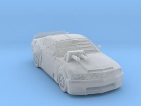 Death Race Frankenstien Monster 160 scale in Smooth Fine Detail Plastic