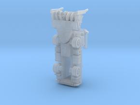 LarueT60 snow blower  in Smoothest Fine Detail Plastic: 1:200