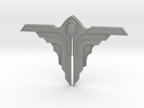 Angel 01 - 50mm in Gray Professional Plastic