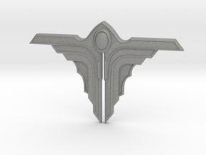 Angel 01 - 60mm in Gray Professional Plastic