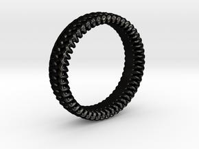 Entanglement G.R.S. in Matte Black Steel