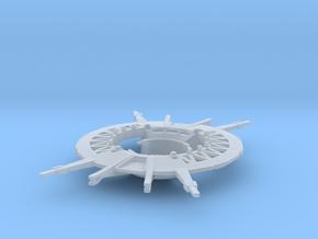 Imperial orbital shield gate / Scarif in Smooth Fine Detail Plastic