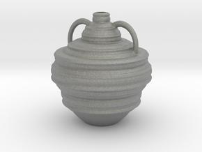 Vase Btj236 Redux in Gray PA12