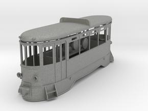 GWSM 406 dummy 1:43 in Gray Professional Plastic